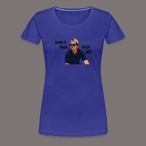Javi's Youtube Merch - Women's Premium T-Shirt