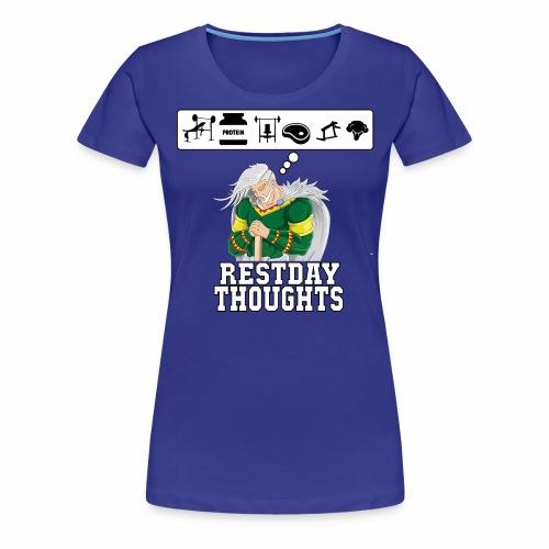 REST DAY - Women's Premium T-Shirt