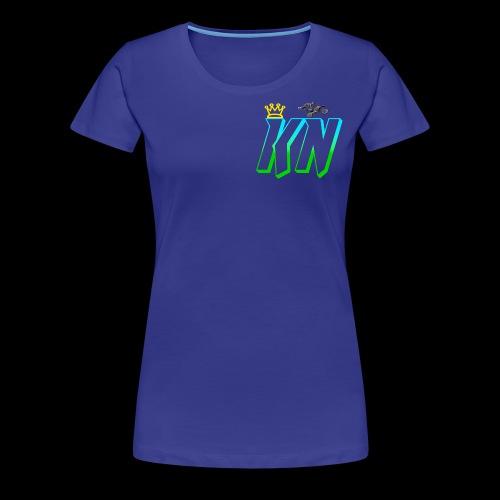 2018 keag and Nate Logo - Women's Premium T-Shirt