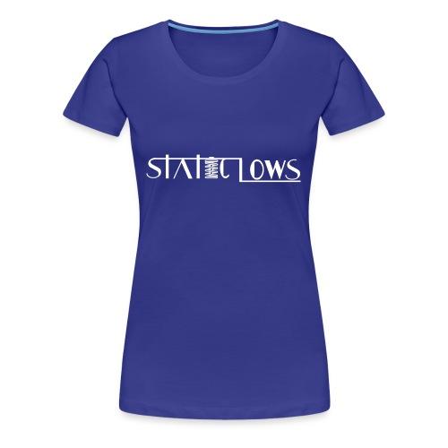 Staticlows - Women's Premium T-Shirt