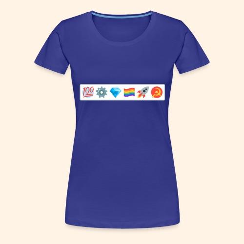 FALGSC - Women's Premium T-Shirt