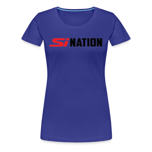 SiNation Original - Women's Premium T-Shirt