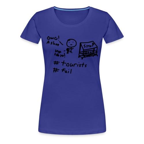 #FAIL Tshirt - Women's Premium T-Shirt