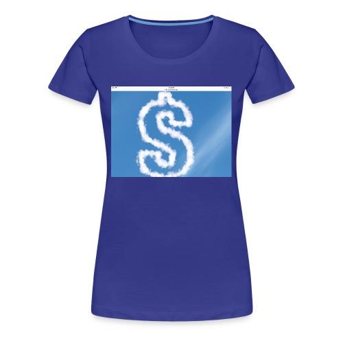 King cloud bro - Women's Premium T-Shirt