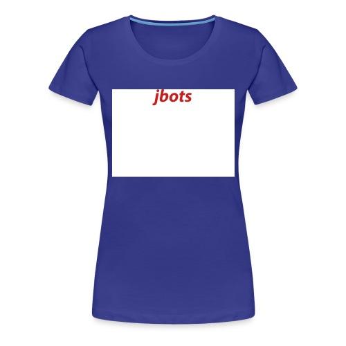 JBOTS Shirt design3 - Women's Premium T-Shirt