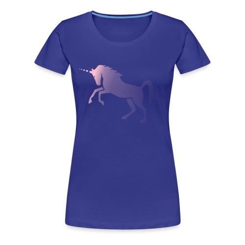 UNICORN1 - Women's Premium T-Shirt