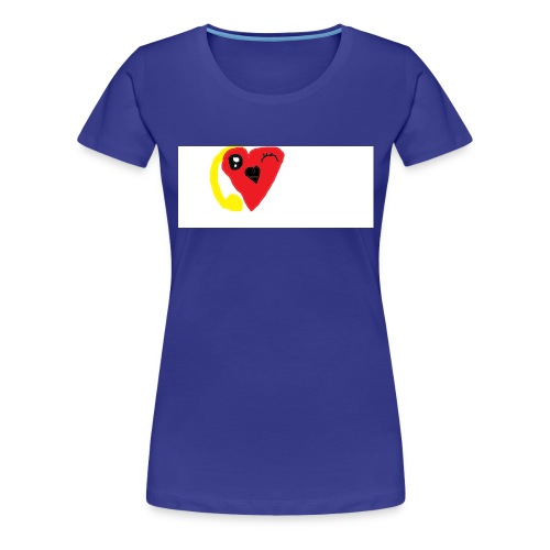 love heat - Women's Premium T-Shirt