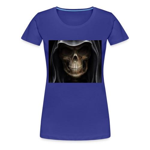 D4A763B1 422C 4428 A315 449071AAD680 - Women's Premium T-Shirt