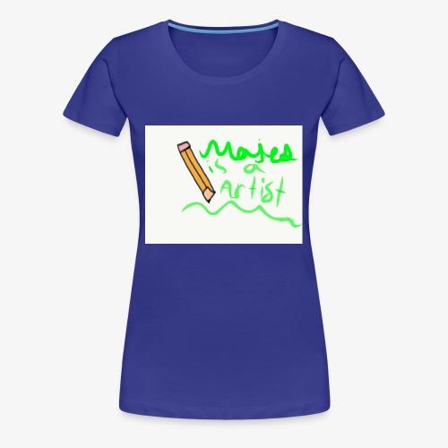 2305C134 2982 42D3 9E4A C5E8EEE75168 - Women's Premium T-Shirt