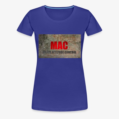 MAC LOGO - Women's Premium T-Shirt