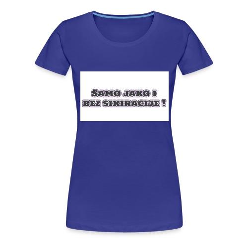 samo jako - Women's Premium T-Shirt