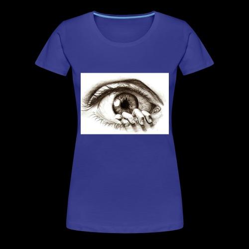 eye breaker - Women's Premium T-Shirt