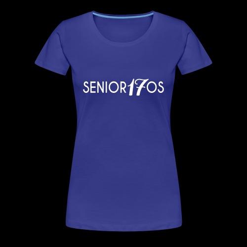 Senior17os - Women's Premium T-Shirt