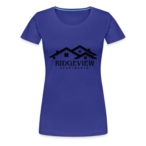 Ridgeview Apartments - Women's Premium T-Shirt
