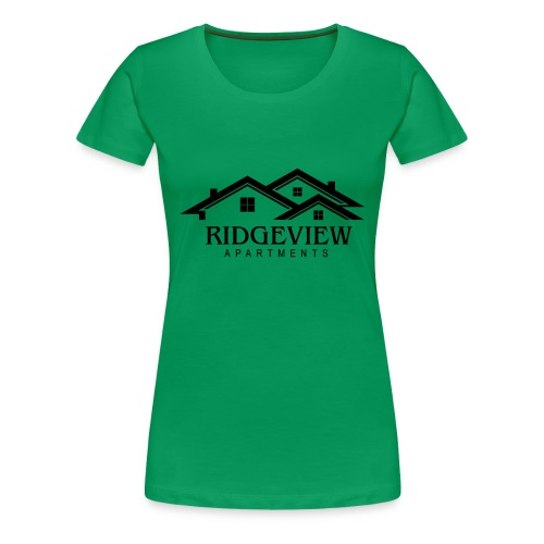 Ridgeview Apartments - Women's Premium T-Shirt