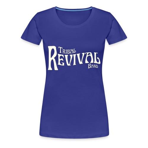 TRB-Logo-letters_only - Women's Premium T-Shirt