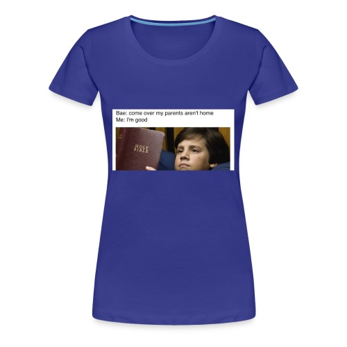5b97e26e4ac2d049b9e8a81dd5f33651 - Women's Premium T-Shirt
