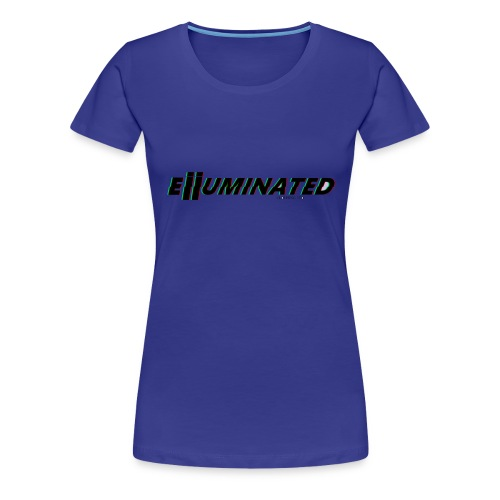 Eiiuminated Clothing V1 - Women's Premium T-Shirt