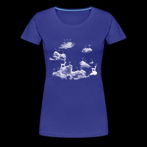 Cerfs - Women's Premium T-Shirt