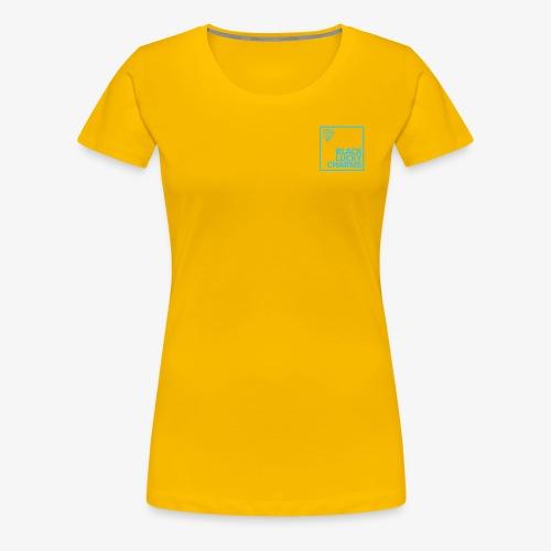 Black Luckycharmsshp - Women's Premium T-Shirt