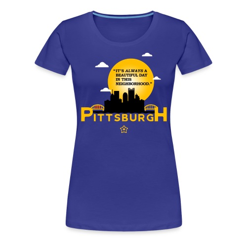 Final ItsAlways png - Women's Premium T-Shirt