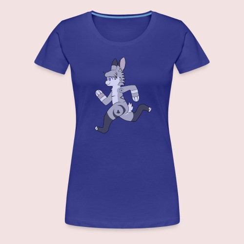 Breezy Bunny - Women's Premium T-Shirt