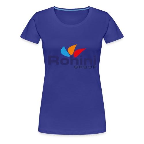 Rohini College - Rohini Group - Women's Premium T-Shirt