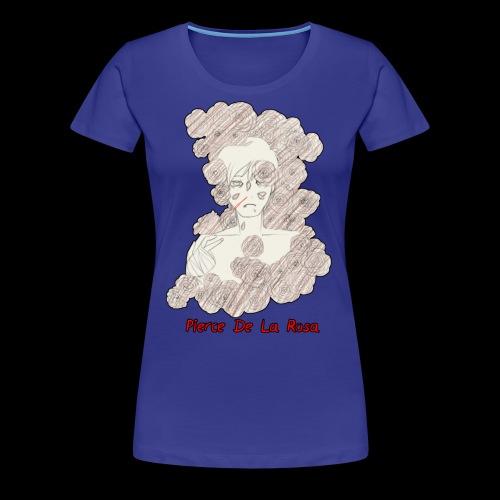 Pierce De La Rosa - Women's Premium T-Shirt