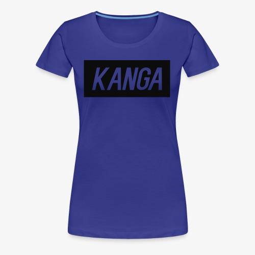 Kanga Designs - Women's Premium T-Shirt