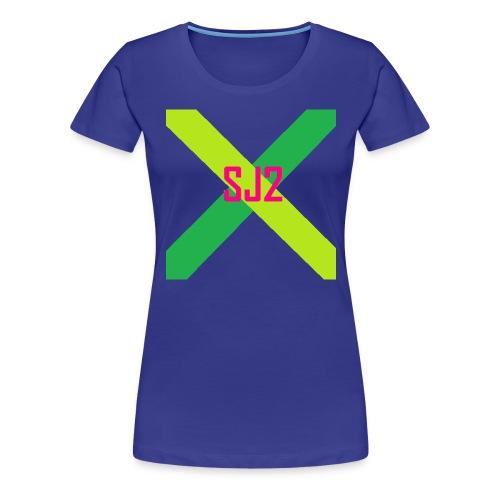 SJ2 Logo - Women's Premium T-Shirt