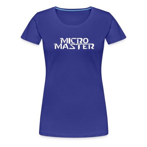 StarCraft 2 Micro Master - Women's Premium T-Shirt