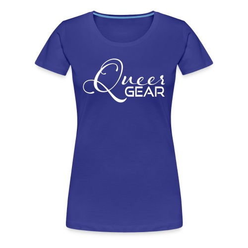 Queer Gear T-Shirt 03 - Women's Premium T-Shirt