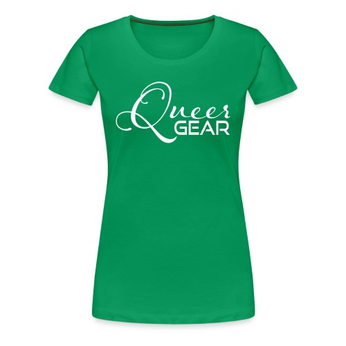 Queer Gear T-Shirt 03 - Women's Premium T-Shirt
