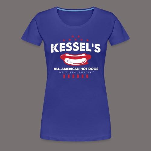 Kessel USA - Women's Premium T-Shirt