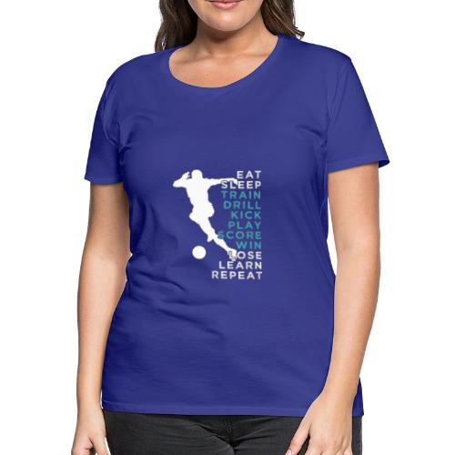 E,S,T,D,K,P,S,W,L,L,R - Women's Premium T-Shirt