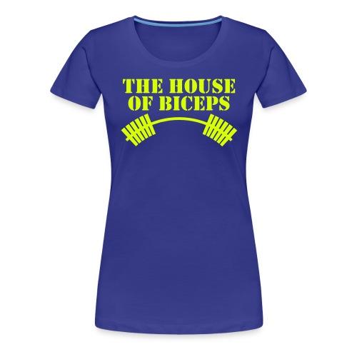 HouseOfBiceps MICRO eps - Women's Premium T-Shirt