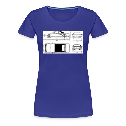 artists rendering - Women's Premium T-Shirt