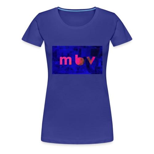 Matt Boarding Vlogs Official Logo - Women's Premium T-Shirt