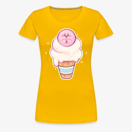 Frozen Treat! - Women's Premium T-Shirt