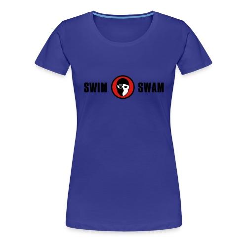 SwimSwam Classic - Women's Premium T-Shirt