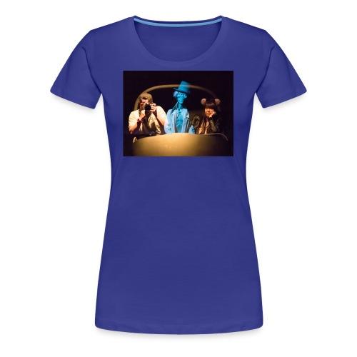 Haunted Mansion ghost - Women's Premium T-Shirt