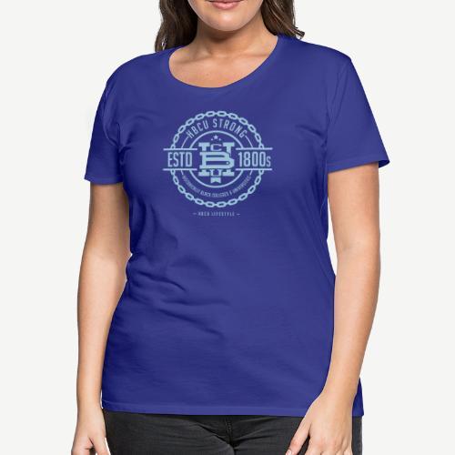 HBCU Strong - Women's Premium T-Shirt