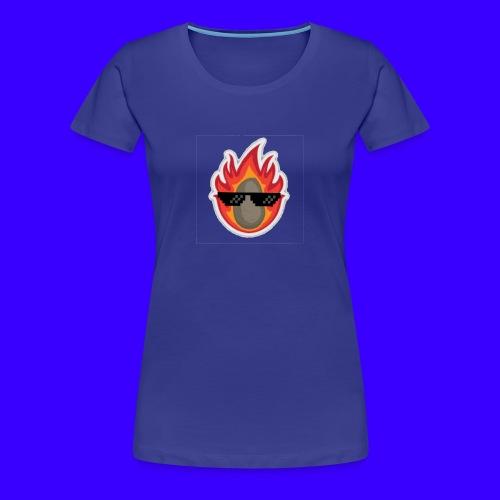 IBlazingPotato - Women's Premium T-Shirt