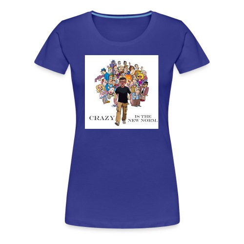Crazy Is v2 - Women's Premium T-Shirt