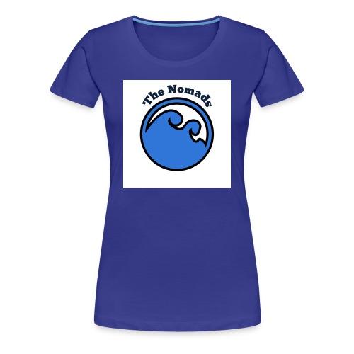nomads - Women's Premium T-Shirt