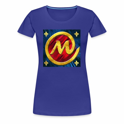 logo champion mm cl - Women's Premium T-Shirt