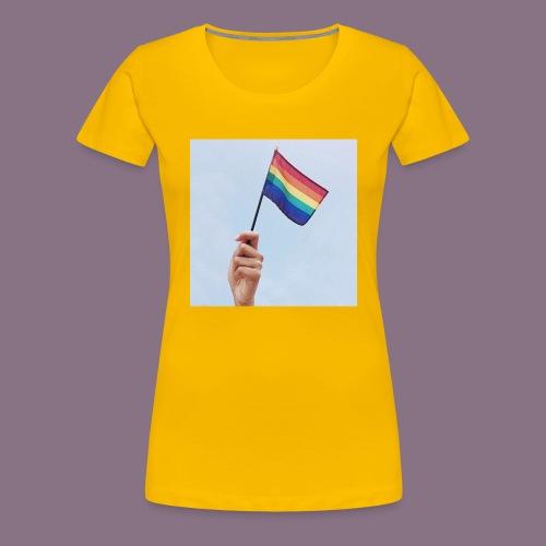 lgbt - Women's Premium T-Shirt