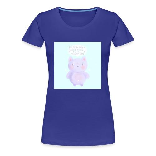 nightbot is adorble - Women's Premium T-Shirt
