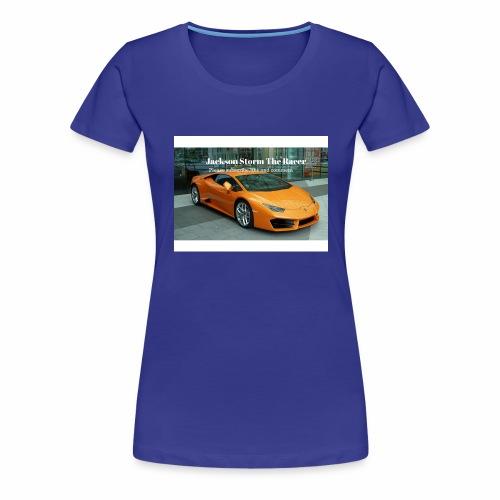 The jackson merch - Women's Premium T-Shirt
