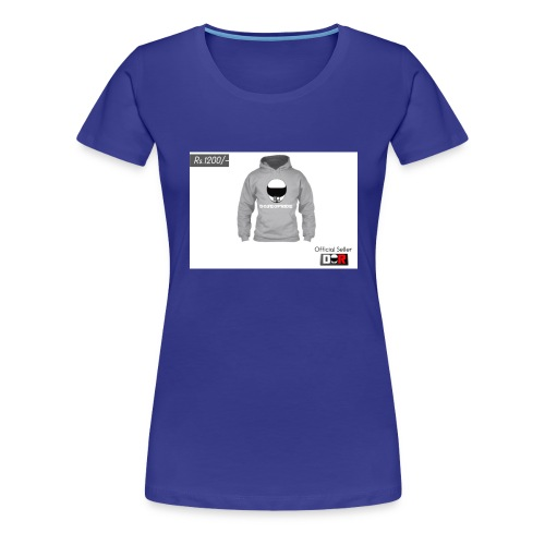 Winter Hoodie by DoseOfRide   Rs.1200/- - Women's Premium T-Shirt